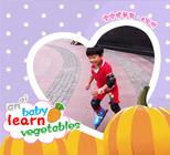宝宝学英语识蔬菜