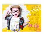 2015年小小艺术家年历
